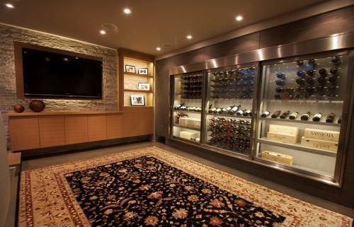 Cable Wine System Wine Cellar
