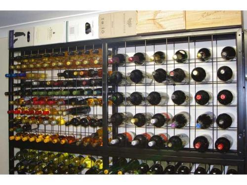 Combo Rack - Magnum and Standard Bottles